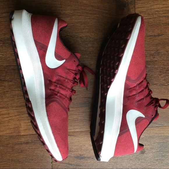 Nike Run Swift Red Running Shoe Size